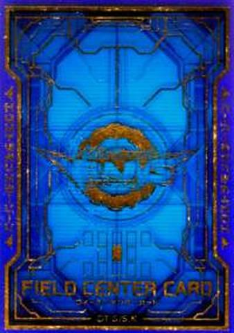 【遊戯王】VRAINSロゴ(プラスチック製 箔押し仕様)【特製フィールドセンターカード・特典】