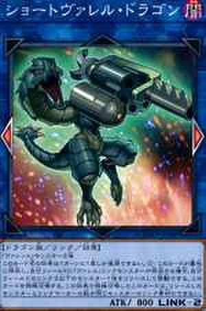 ショートヴァレル・ドラゴン N [CYHO-JP040]
