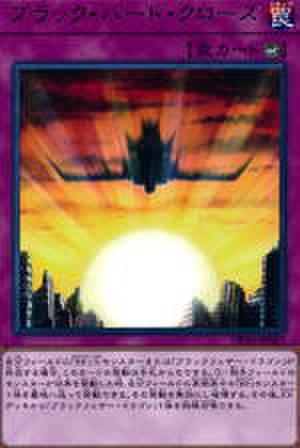 ブラック・バード・クローズ R [DP20-JP027]