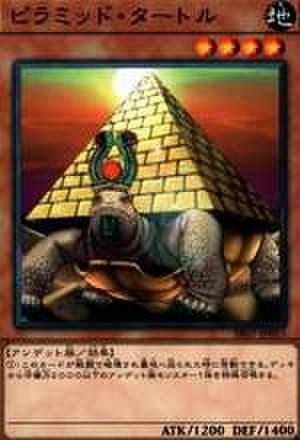 ピラミッド・タートル N [SR07-JP015]