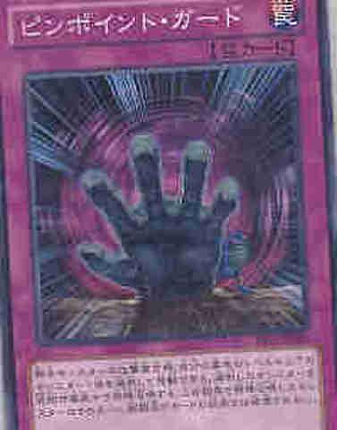 ピンポイント・ガード N [DP14]