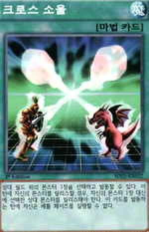 クロス・ソウル 韓国 N [SD25-KR]