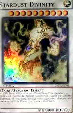 Stardust Divinity 選考会プロモ SR [2011-AE003]