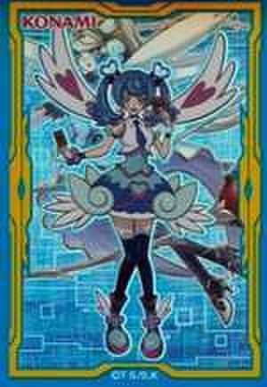 【遊戯王】LINK VRAINS BOX スペシャルプロテクター「ブルーエンジェル」(スリーブ60枚)