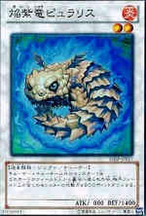 焔紫竜ピュラリス SR [SHSP]