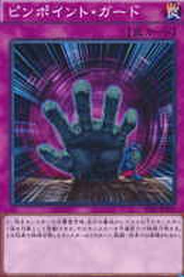 ピンポイント・ガード N [VS15-JPS]