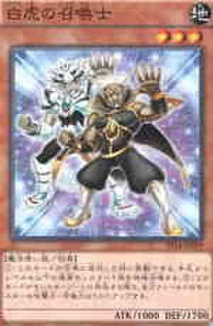 白虎の召喚士 N [ST14]