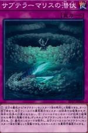 サブテラーマリスの潜伏 N [EP17-JP016]