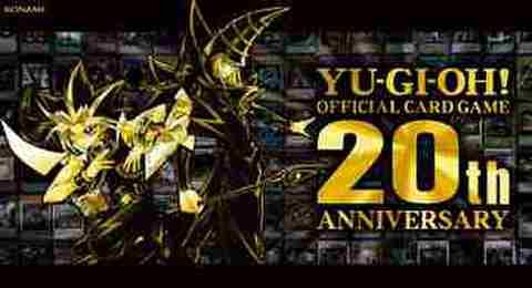 【遊戯王】公式プレイマット「闇遊戯&ブラック・マジシャン」20th ANNIVERSARY SET【未使用・ゆうパック対象品】