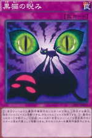 黒猫の睨み N [CPD1]