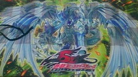 公式プレイマット スターダスト・ドラゴン/バスター