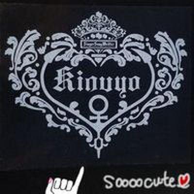 Kinuyoオリジナルステッカー「中」