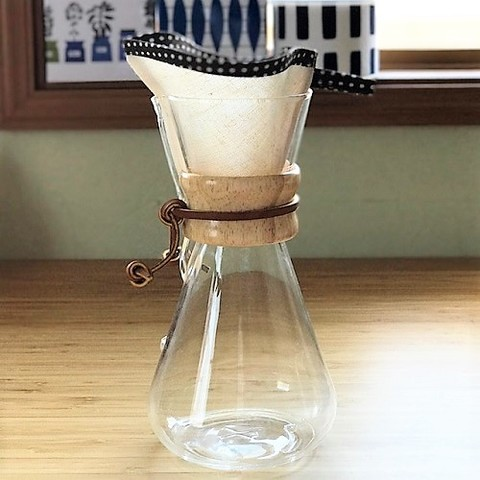 リネン コーヒーフィルター