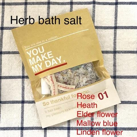 Herb bath solt (flowers')