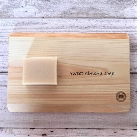 Sweet armond soap