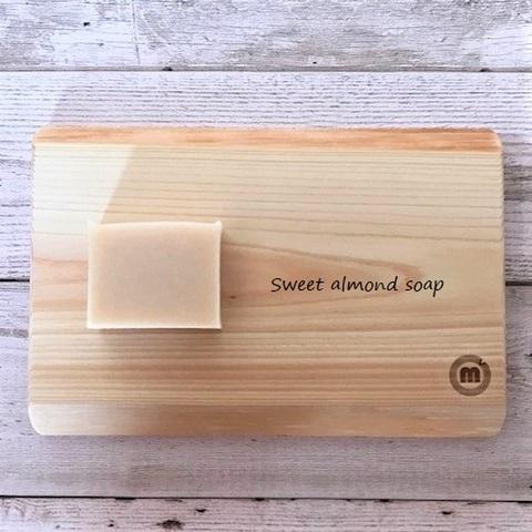 Sweet armond soap