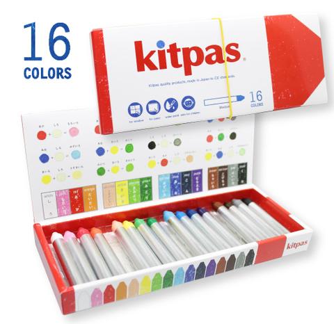 キットパスミディアム6色×2個12色×2個16色×2個セット