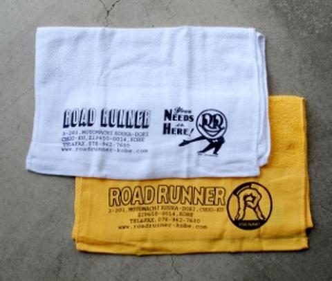 RoadRunner オリジナル 粗品タオル