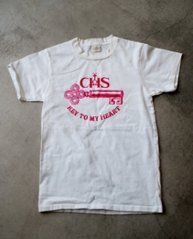 CHOLOS  KEY TO MY HEART Tee