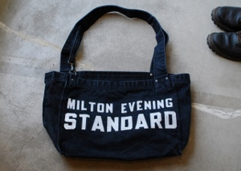 MILTON CARRIER BAG  BLACK