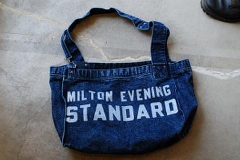 MILTON CARRIER BAG  INDIGO