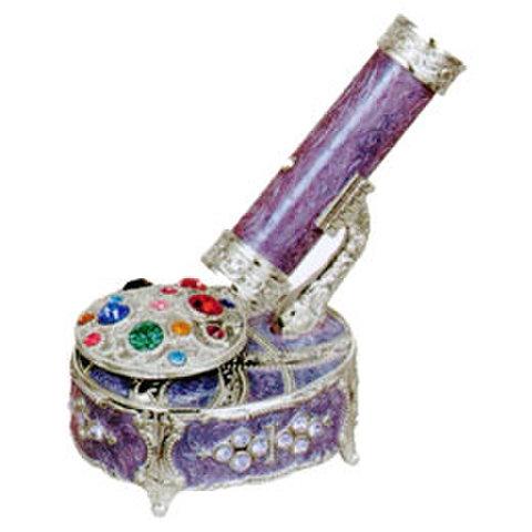 オルゴール アンチモニー紫(454PU)