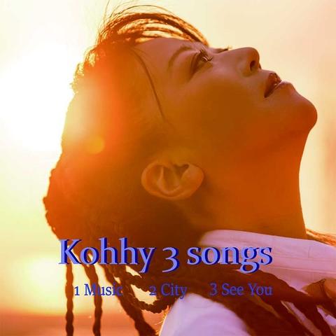 Kohhy 3songs