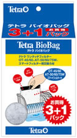 テトラ バイオバッグ 3+1P --