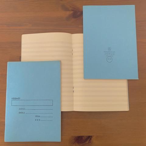 チェコスロバキア製デッドストックの学習ノート