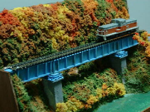 感謝20 紅葉の磐越西線・豊実~徳沢間情景