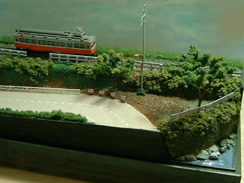 ミニらま18. 箱根登山鉄道1.