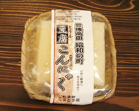 豆腐こんにゃく 商品番号 18