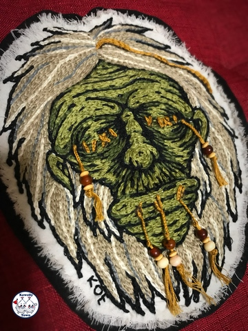 ☆ShrunkenHead Patch☆