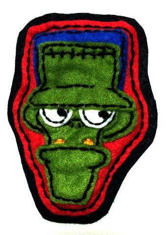 ☆KowellyTown PATCH FRANKEN☆