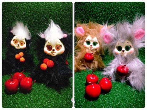 ☆Rat&Skunk Doll☆