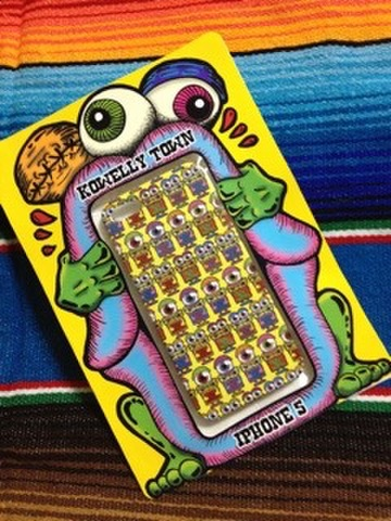 ☆iPhone5用case MINI MONSTERS☆