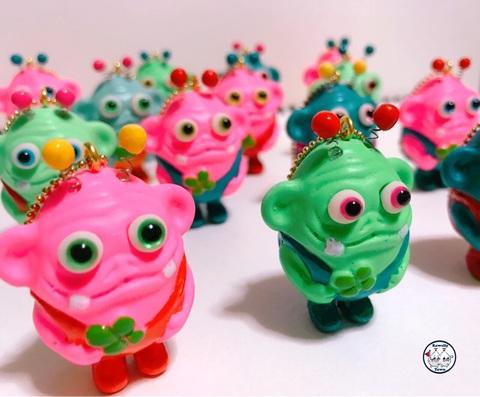 ☆K.T.Mutant Kids keychain☆
