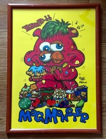 MogMog Monster Poster☆