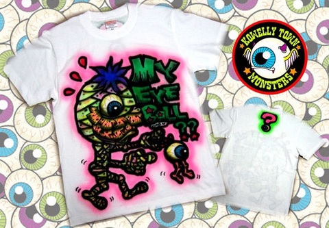 ☆AirBrush T-SHIRTS MUMMY(S)☆