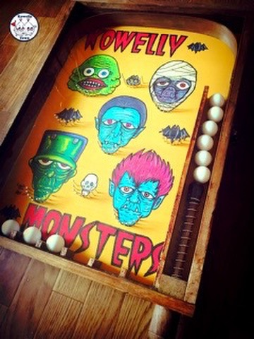 ☆Monster Pinball Machine☆
