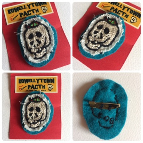 ☆Skull Mini Patch☆