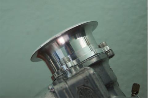 Velocity Stack Type 2 short  aluminum