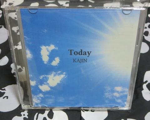 全額寄付マキシシングル「Today」(税込み価格)送料別