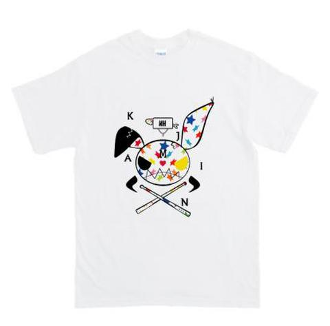 スカルモコ様ヘビーウェイトTシャツ(送料税別)
