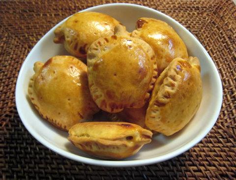 りんごのプチパイ(5個入り) ★2袋以上でのご注文をお願いします★