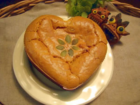 パインヨーグルトケーキ   (骨型クッキー付)
