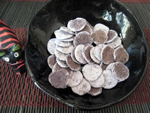 紅芋のとうふアラレ(100g)