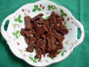 キャロブクッキー(クルミ)(100g)