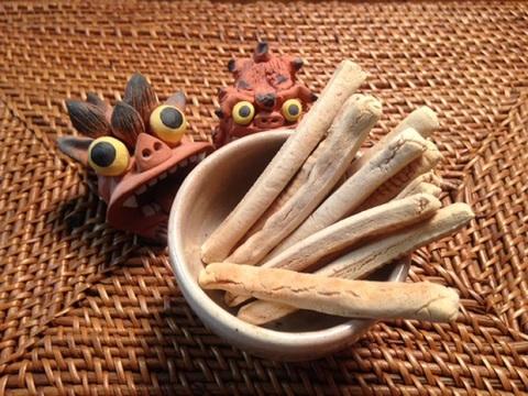ハトムギのバナナプリッツ(15g)