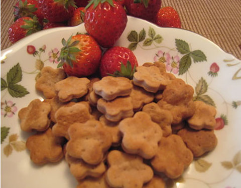 いちごみるくクッキー(15g)